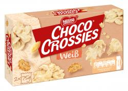 Nestlé Choco Crossies white  (150 g) - 7613035499492