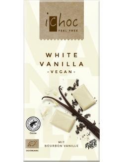 iChoc White Vanilla  (80 g) - 4044889002720