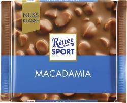 Ritter Sport Nussklasse Macadamia  (100 g) - 4000417705006