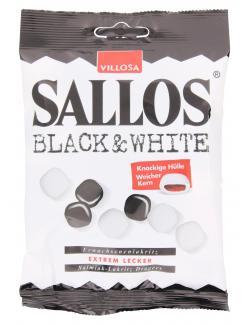 Villosa Sallos Black & White  (135 g) - 4030300001694