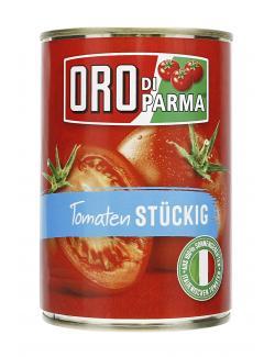 Oro di Parma Tomaten stückig  (425 ml) - 40081236