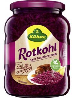 Kühne Rotkohl Das Original  (650 g) - 40804002