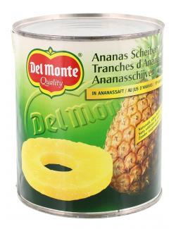 Del Monte Ananas Scheiben in Ananassaft  (510 g) - 24000012559