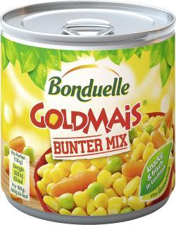 Bonduelle Goldmais Bunter Mix  (265 g) - 3083680685535