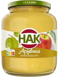 Hak Apfelmus  (720 ml) - 8720600027109