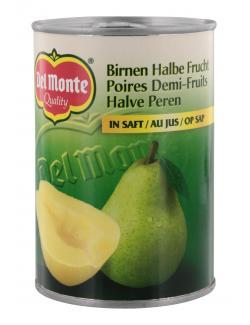 Del Monte Birnen halbe Frucht in Saft  (230 g) - 24000124962