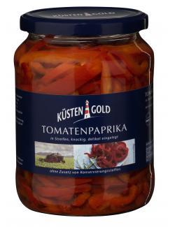 Küstengold Tomatenpaprika in Streifen  (320 g) - 4003691005213