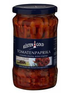 Küstengold Tomatenpaprika in Streifen  (165 g) - 4003691005268