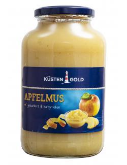 Küstengold Apfelmus gezuckert  (720 ml) - 4250426206371
