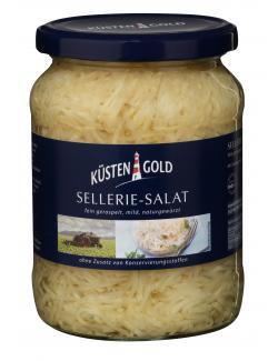 Küstengold Sellerie-Salat  (370 g) - 4003691001420