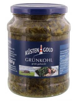 Küstengold Grünkohl grob gehackt  (420 g) - 4250426200485