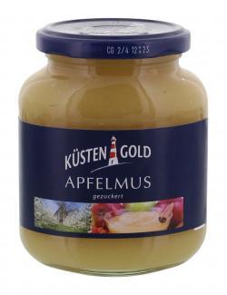Küstengold Apfelmus gezuckert  (370 ml) - 4250426206166