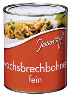 Jeden Tag Wachsbrechbohnen fein  (455 g) - 4250548900492