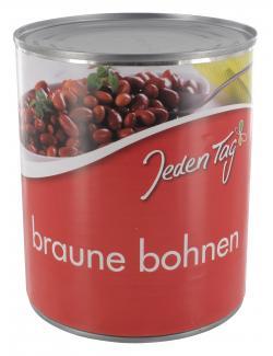 Jeden Tag Braune Bohnen  (530 g) - 4250548900232