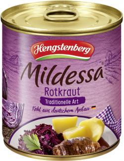 Hengstenberg Mildessa Rotkraut  (285 g) - 4008100173569