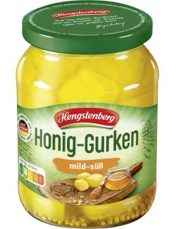Hengstenberg Honiggurken  (215 g) - 40081588