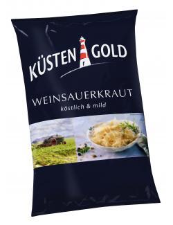 Küstengold Weinsauerkraut  (500 g) - 4250426207897