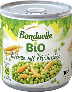 Bonduelle Bio Erbsen mit Möhrchen  (265 g) - 3083681013818