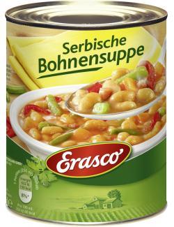 Erasco Serbische Bohnensuppe  (800 g) - 4037300108460