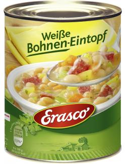 Erasco Weiße Bohnen-Eintopf  (800 g) - 4037300108255