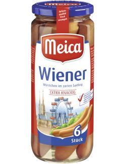 Meica Wiener  (6 x 41 g) - 4000503102306