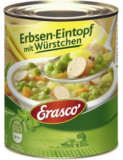 Erasco Erbsen-Eintopf mit Würstchen  (800 g) - 4037300108309