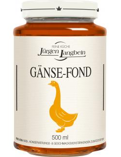Jürgen Langbein Gänse-Fond  (500 ml) - 4007680105458