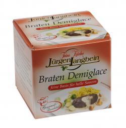 Jürgen Langbein Braten Demiglace  (50 g) - 4007680100095