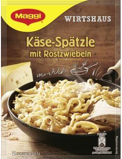 Maggi Wirtshaus Schwäbische Käse-Spätzle  (119 g) - 4005500345930