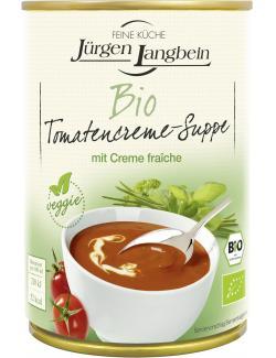 Jürgen Langbein Tomatencremesuppe  (400 ml) - 4007680106509