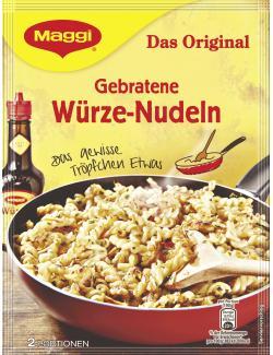 Maggi Gebratene Würze-Nudeln  (191 g) - 7613031400355