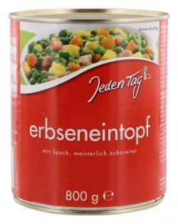Jeden Tag Erbseneintopf mit Speck  (800 g) - 4306188047544