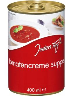 Jeden Tag Tomatencremesuppe  (400 ml) - 4306188047490