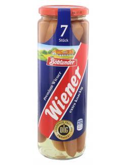 Böklunder Premium Wiener Würstchen  (7 x 47 g) - 4000404126258