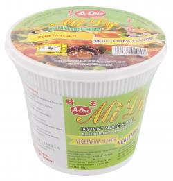 A-One Mì Ly Instant Nudelsuppe vegetarisch  (65 g) - 8934684029564