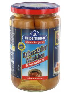 Halberstädter Bockwürste  (400 g) - 4012682011126
