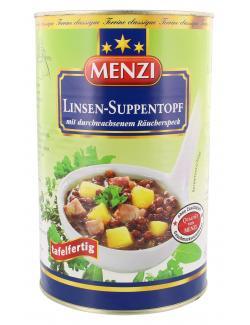 Menzi Linsen-Suppentopf  (4,20 l) - 4016900042701