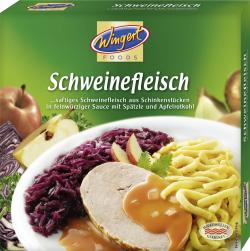 Wingert Foods Schweinefleisch  (480 g) - 4044983005160