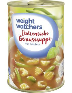 Weight Watchers Italienische Gemüsesuppe  (400 ml) - 4002473844453