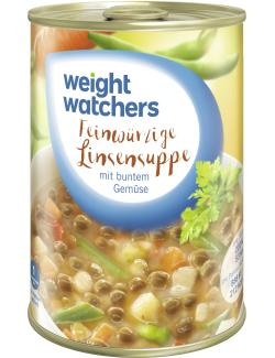 Weight Watchers Feinwürzige Linsensuppe  (400 ml) - 4002473975454
