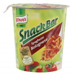 Knorr Snack Bar Spaghetti Bolognese  (68 g) - 8712566280629