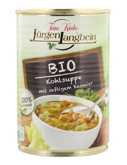 Jürgen Langbein Bio Kohlsuppe  (400 ml) - 4007680106523