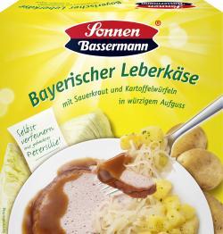 Sonnen Bassermann Mein Bayerischer Leberkäse  (480 g) - 4008585102382