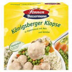 Sonnen Bassermann Meine Königsberger Klopse  (480 g) - 4008585102542