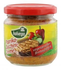 Halvega Paprika-Zucchini-Creme  (160 g) - 4012682004029