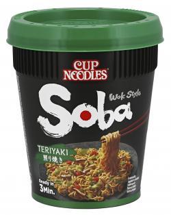 Nissin Soba Teriyaki  (90 g) - 5997523313159