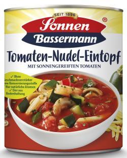 Sonnen Bassermann Mein Tomaten-Nudel Topf  (800 g) - 4008585101804