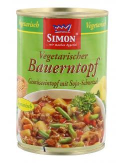 Simon Vegetarischer Bauerntopf  (400 g) - 4002757014763