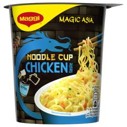 Maggi Magic Asia Noodle Cup Chicken  (65 g) - 7613035087583