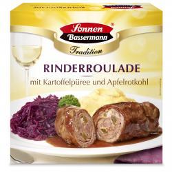 Sonnen Bassermann Tradition Rinderroulade  (480 g) - 4008585102412